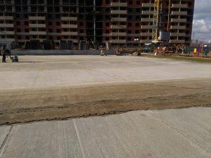 Шлифовка бетонной стяжки цена